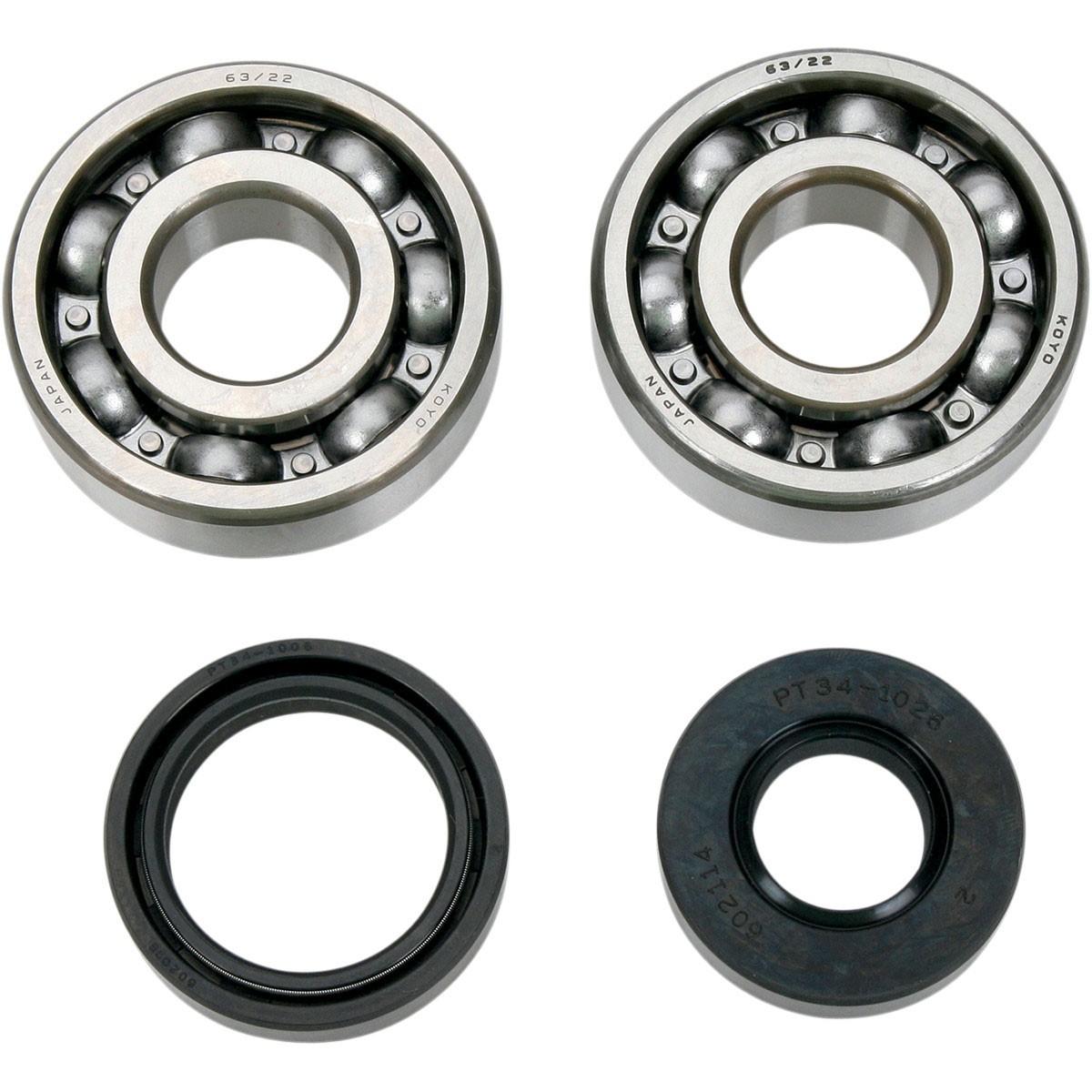 All Balls Crank Bearing and Seal Kit - 24-1008