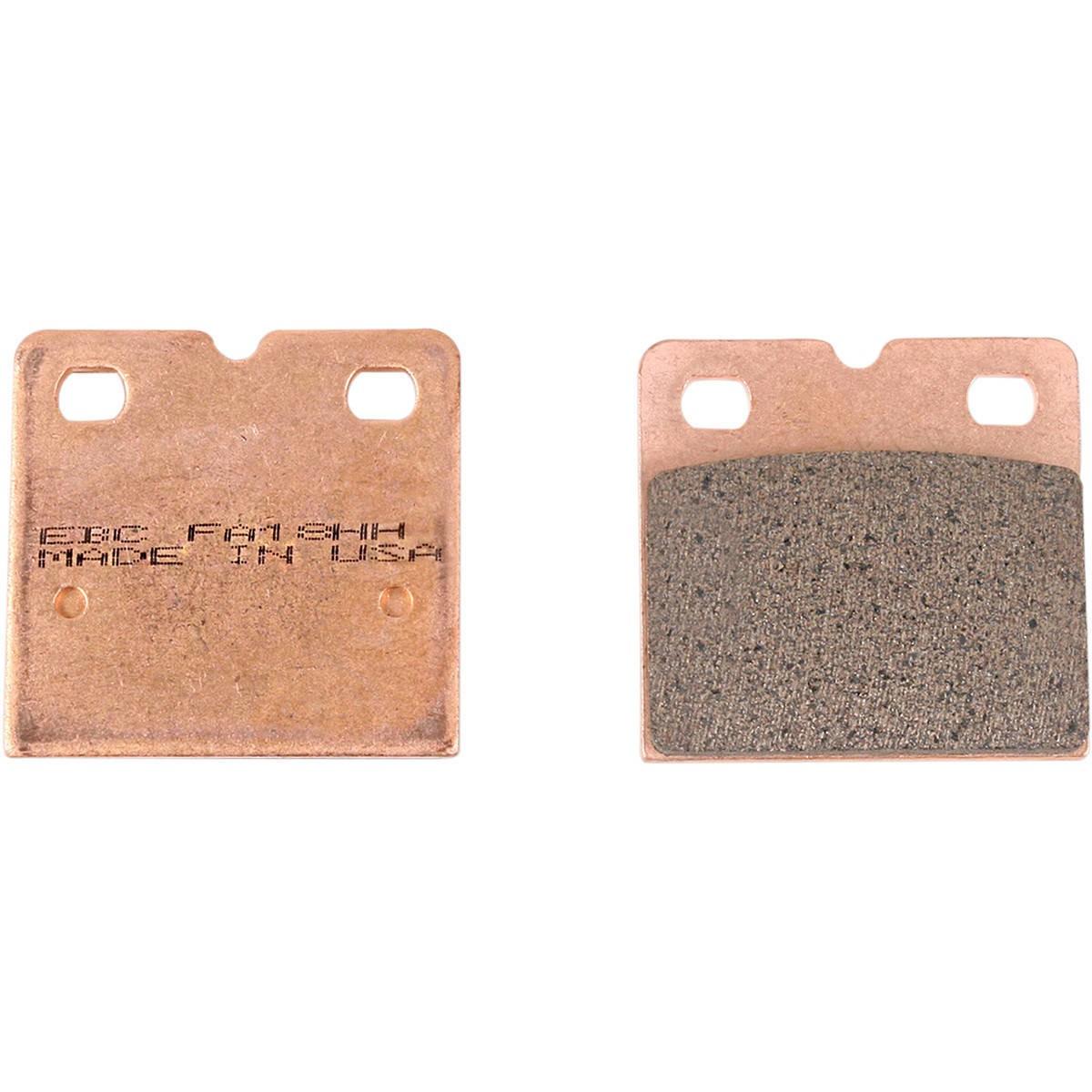 EBC Double-H Sintered Brake Pads - FA018HH