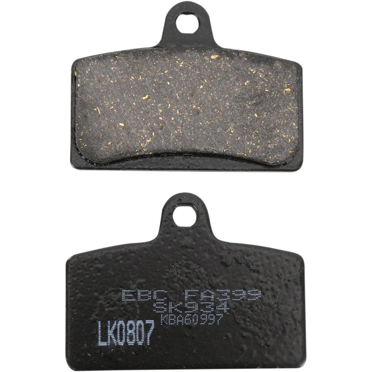 EBC FA Organic Brake Pads - FA399