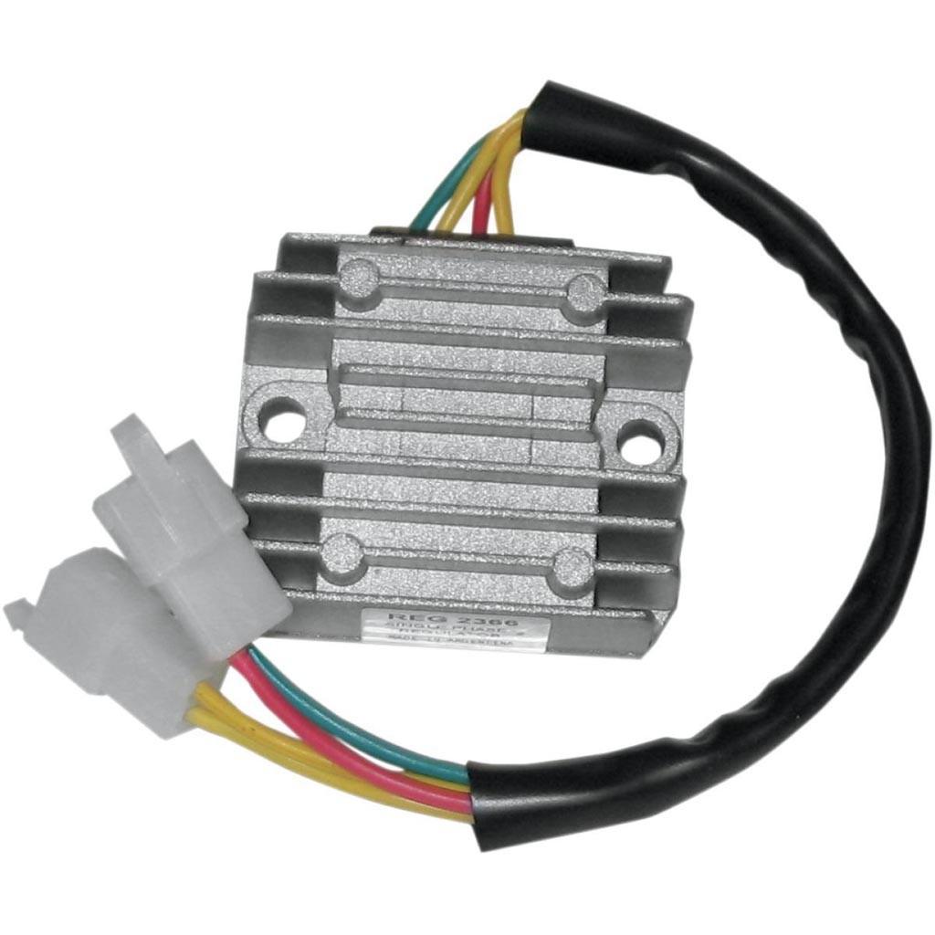 Ricks Motorsport Electrics Rectifier-Regulator OEM Style - 10-445