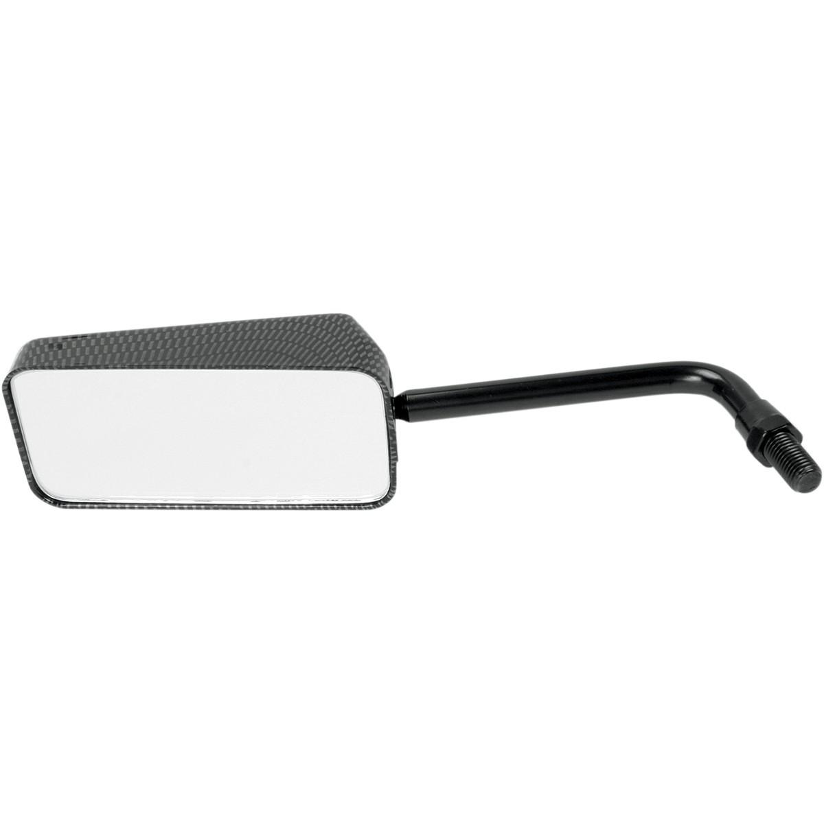 EMGO Eurosport Mirror - Carbon Fiber/Standard 10mm - 20-97141