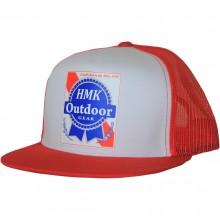 HMK Blue Ribbon Snapback Hat
