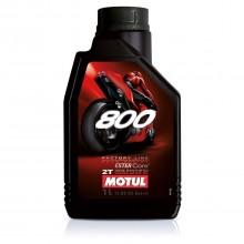 Motul 800 Factory Line 2T Road Racing Oil