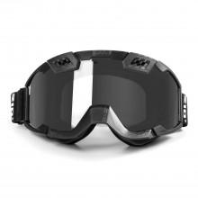 CKX 210 Degree Tactical - Lunettes de Protection pour la Neige avec Aération Contrôlée