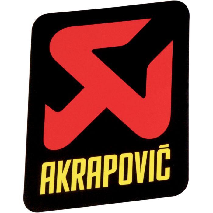 Image of : Akrapovic Vertical Sticker