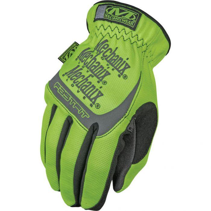Image of : Mechanix The Safety Hi-Viz Fastfit Gloves